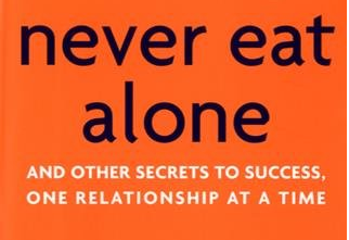 Book Recommendation – Never Eat Alone