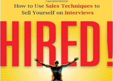 Book Recommendation – Hired!